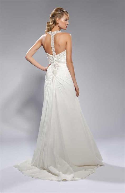 Bridal designer Mark Lesley reveals his wedding dress trends