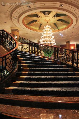 Makati Shangri-la Staircase
