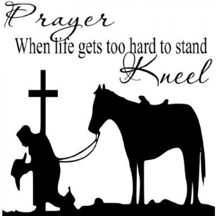 Prayer When Life Gets Too Hard Religious Wall Quotes Wall Sayings