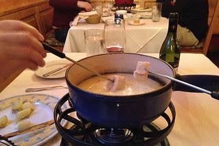 Matterhorn - Cheese fondue