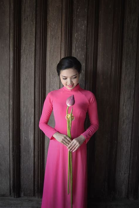 43 Best images about Vietnam/ Ao Dai on Pinterest   Girls