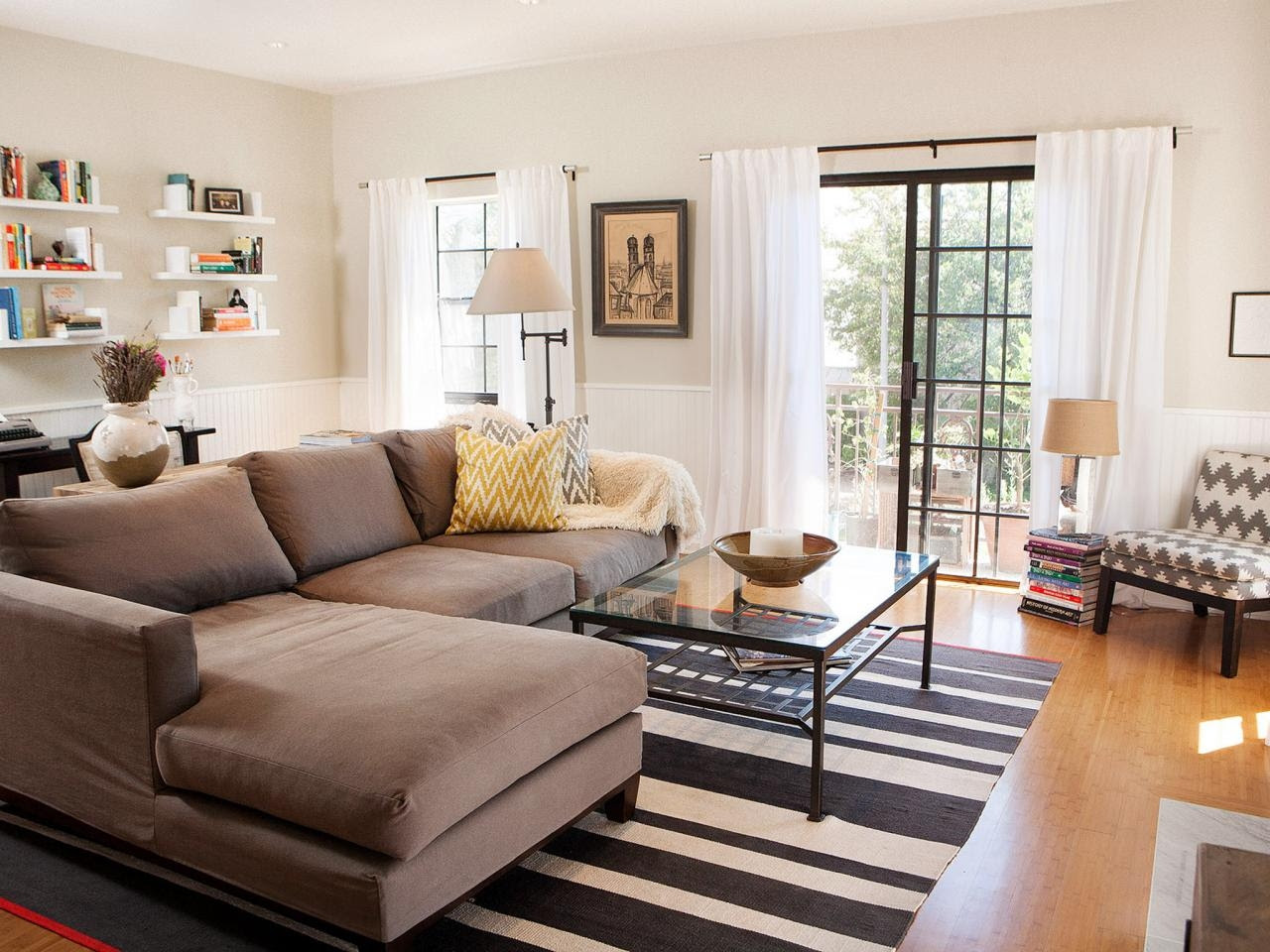 Cool Oversized Couches Living Room - HomesFeed