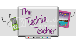 the techie teacher-button