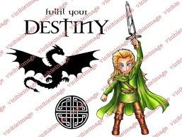 Visible Image Orin Destiny Set