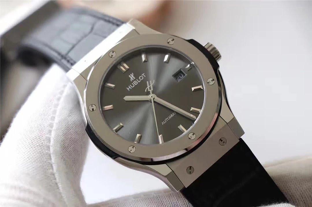 Hublot Classic Fusion Titanium Watch