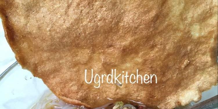 Resep Rujak Soun Makanan Khas Sunda Tanah Serang Banten Ala Ugrdkitchen Oleh Ugierodii's Kitchen
