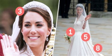 10 Things You Didn't Know About Kate Middleton's Wedding