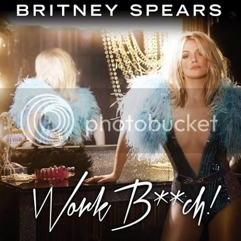 britney spears rivela la cover di work bitch, il nuovo singolo