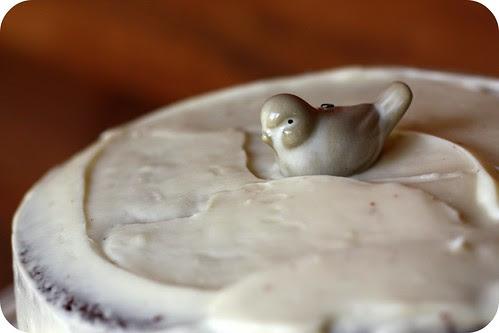 little birdie topper