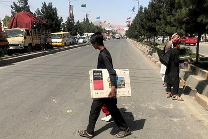 В «Талибане» рассказали о неожиданной «триумфальной победе»