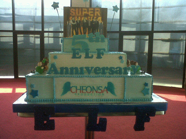Thousand of kisses for super junior from ELFindo