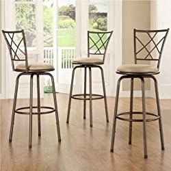 The Seasoning Products Sale Set Of 3 Bar Stools