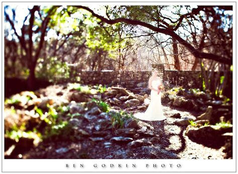 Bridal Portraits at Mayfield Park in Austin: Cassie