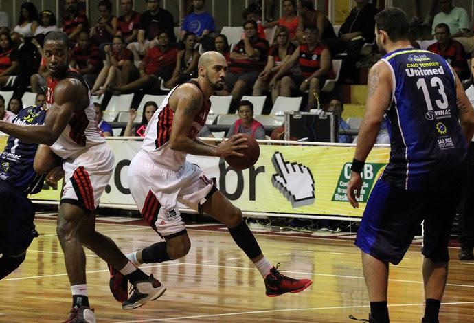 Flamengo x São José - NBB 7 - Marquinhos (Foto: Gilvan Souza/Fla Imagem)