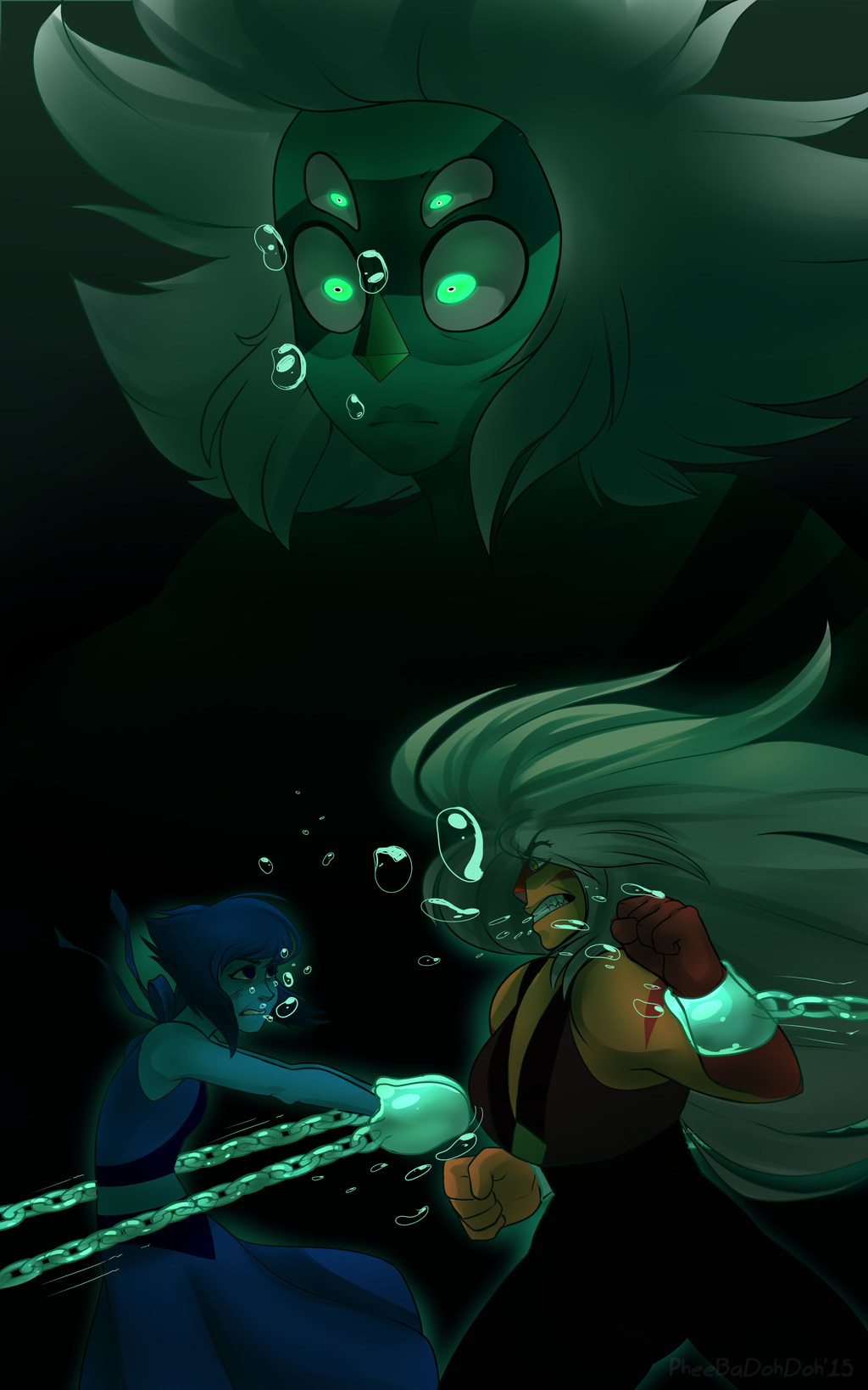 :SU: I'm not Lapis anymore