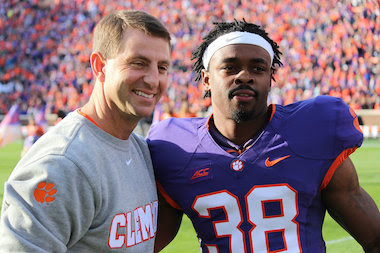 Chicago's Kevin Williamson Is Clemson's Own Version of 'Rudy'
