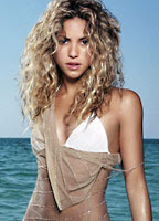 Shakira Sexy in Pictures & Videos at Mr Skin