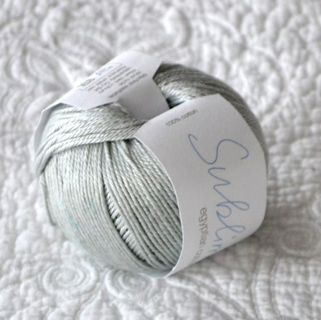 Sublime Egyptian Cotton DK Yarn