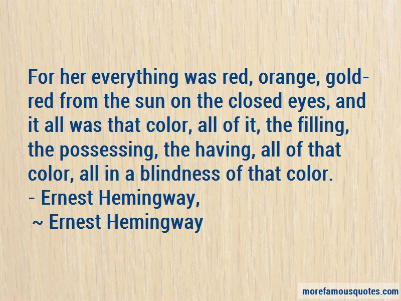 Quotes About Color Orange Top 32 Color Orange Quotes From Famous