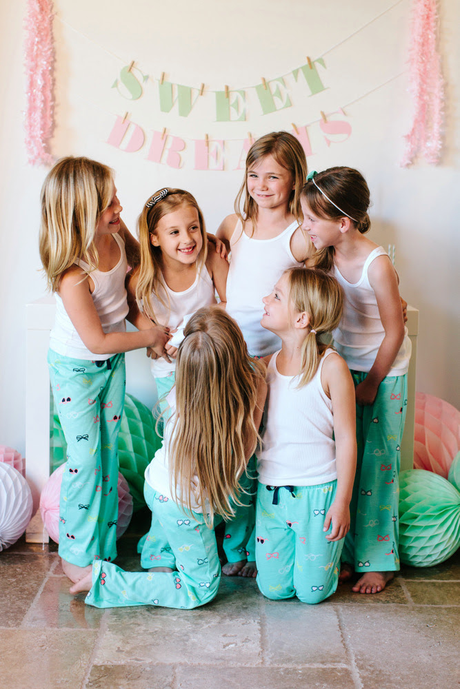 Kates Sweet Dreams Pajama Party The Tomkat Studio Blog
