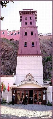 Tarihi Asansör
