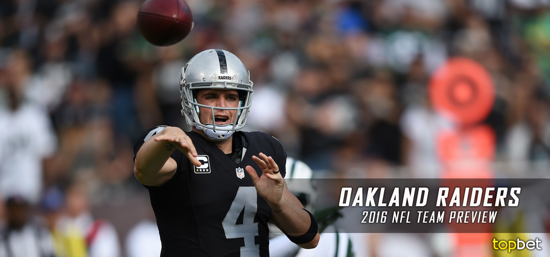 Oakland Raiders 201617 Team Preview Odds