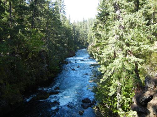 Natural Bridge, The Rogue River, Oregon _ 6531