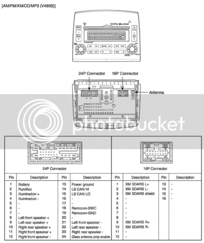 2012 Hyundai Accent Radio Wiring Diagram