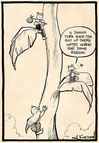 Laugh-Out-Loud Cats #2395 by Ape Lad