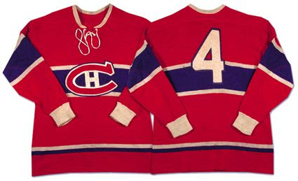Montreal Canadiens 55-56 jersey
