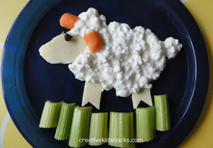 Cottage cheese lamb