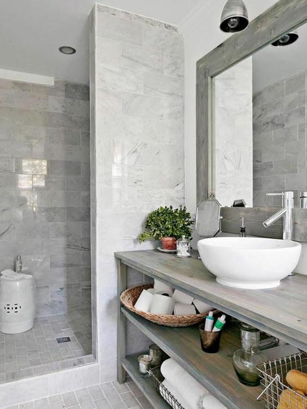 Ideen für kleines Bad, die das Ambiente aufpeppen