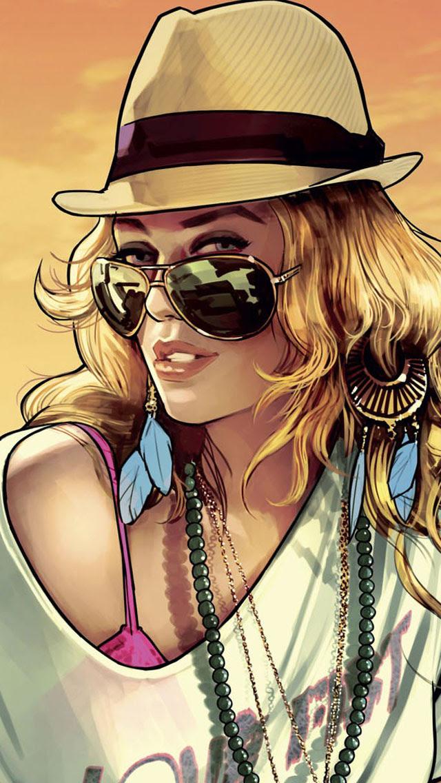 GTA 5 iPhone Wallpaper - WallpaperSafari