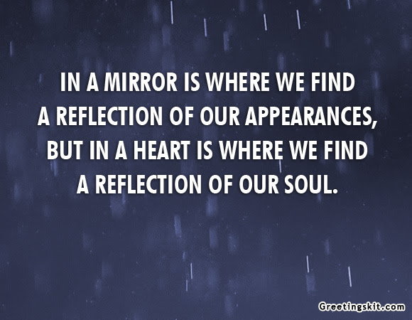 Quotes About Self Reflection In Mirror 14 Quotes