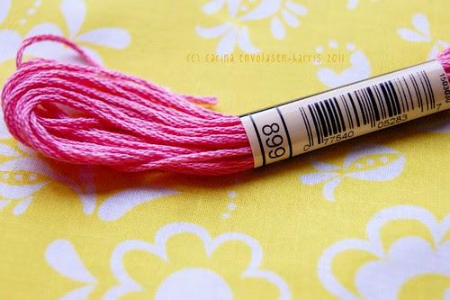 DMC899 - A trendy colour!