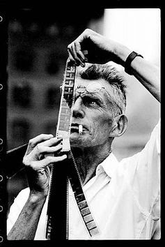 Samuel Beckett, c. 1964 by Steve Schapiro.