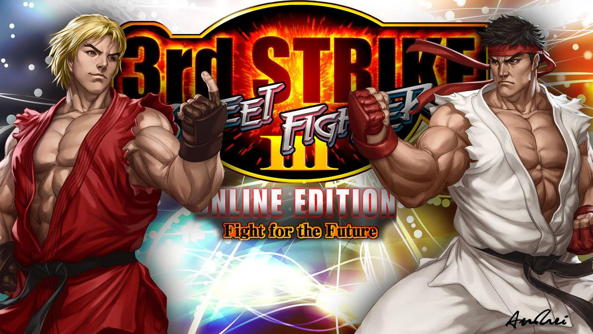 Street Fighter 3rd Strike Wallpaper Sf Wallpaper