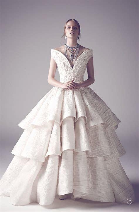 Best 25  Dramatic wedding dresses ideas on Pinterest