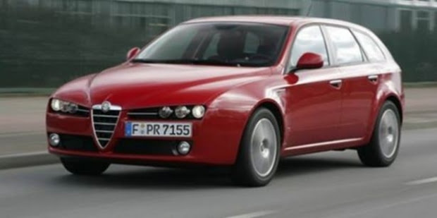 Alfa Romeo Otomobil Markası