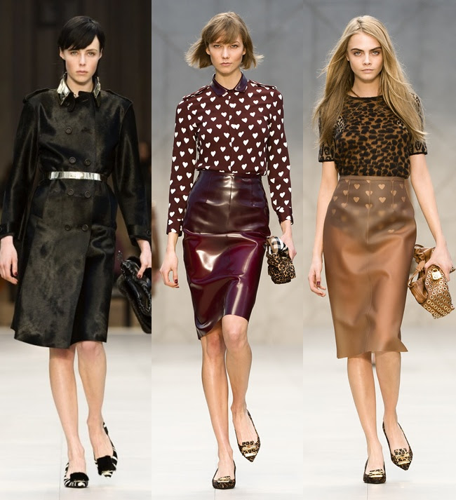 Fave 5 Burberry