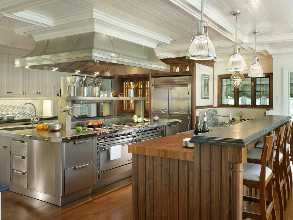 Gourmet Kitchens | HGTV