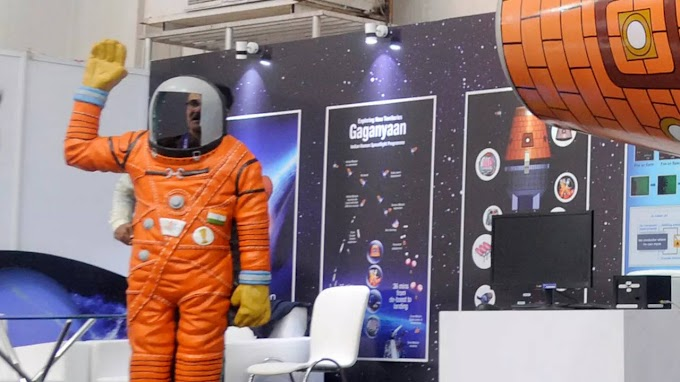 4 gagannauts will go back to Russia for trying out customised spacesuits for Gaganyaan mission
