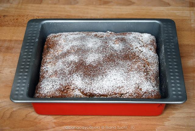 Buttermilk apricot cake