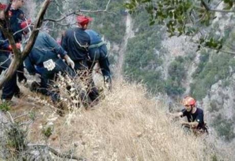 Έρευνες για τον εντοπισμό 70χρονου στο Ριγάνι Ναυπακτίας