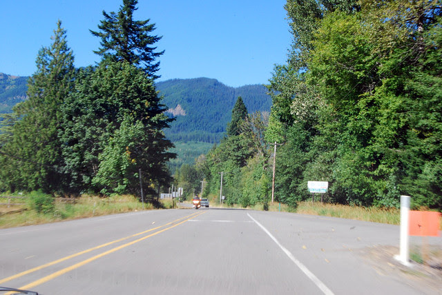 SR 131 south of Randle