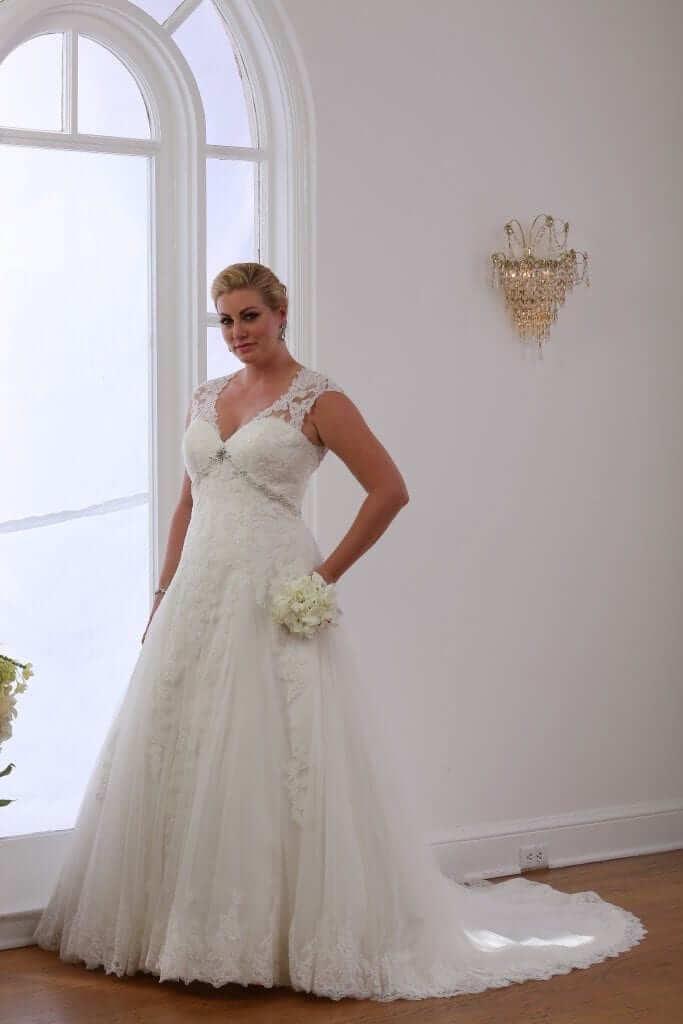 Plus Size Wedding Dresses | Ruben Bridal | Irish Wedding Blog