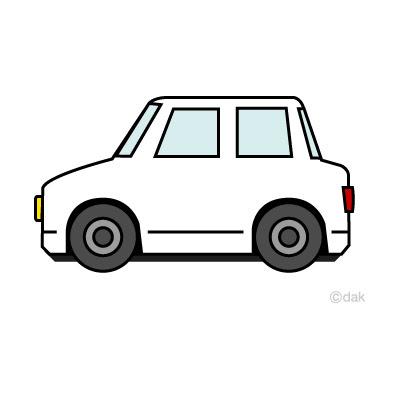 車イラストフリー素材 Dak デザイン アバター イラスト 楽天ブログ