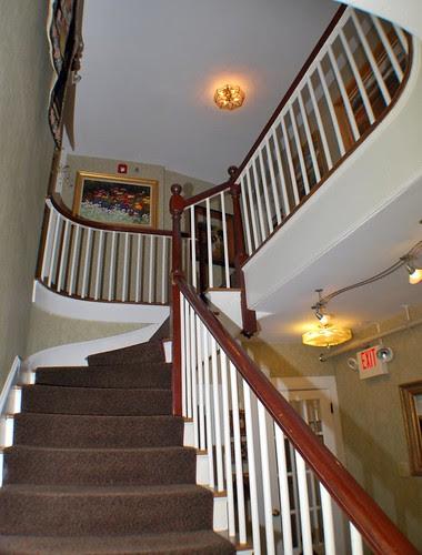Stairway to the Third Floor