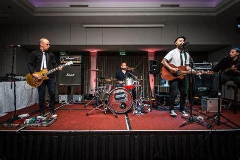 Comic Book Heroes   Wedding Band and DJ in Kerry Wedding