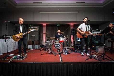 Comic Book Heroes   Wedding Band and DJ in Kerry Wedding